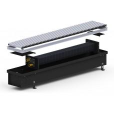 Внутріпольний конвектор 4 S Black 120 180x1000 мм